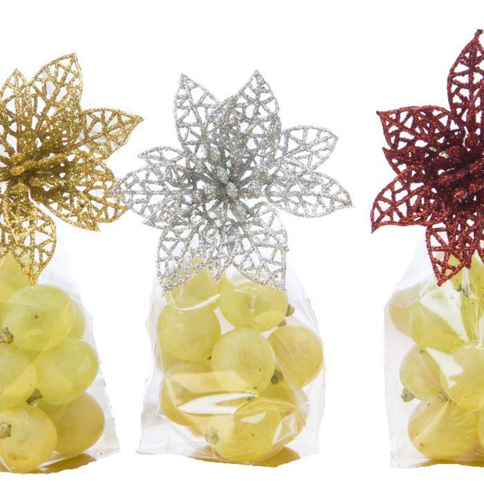 Bolsita Flor de la suerte - Uvas fin de año - Uvarica